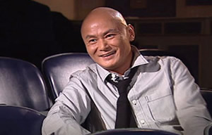 Image result for jet li bald